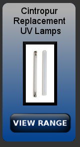 Cintrpur Spares - Replacement UV Lamps