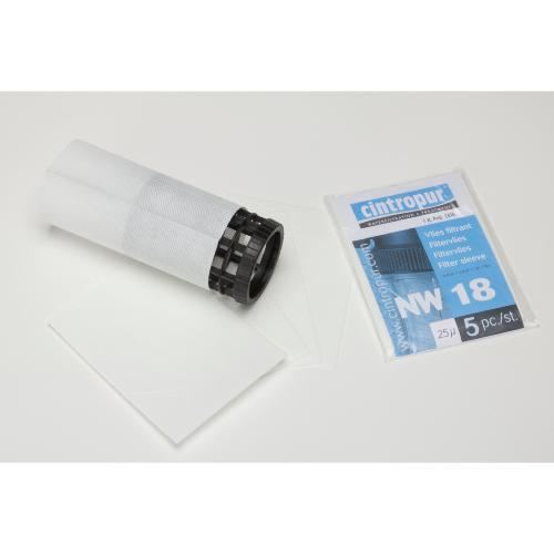 Cintropur NW18 Filter Sleeves 5 micron - 1 pack