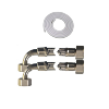 15mm Water Softener Installation Hose Kit