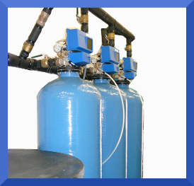 Bespoke Commercial Water Softeners